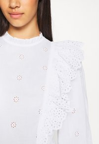New Look - DOLLY CUTWORK - Bluser - white - 6