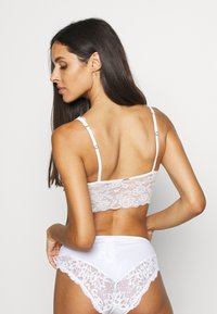Gilly Hicks - NEUTRAL CORE LONGLINE - Bustier - white - 2