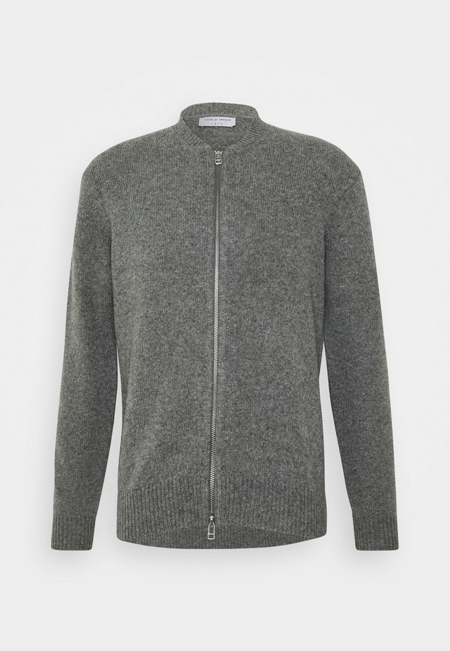 MORCHELLA - Gilet - med grey
