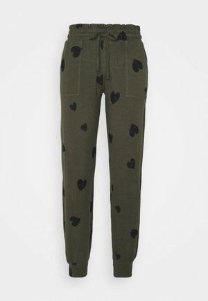 COSY PANT - Pyjama bottoms - khaki