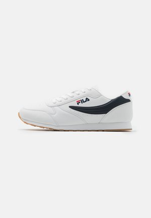 ORBIT - Trainers - white/dress blue