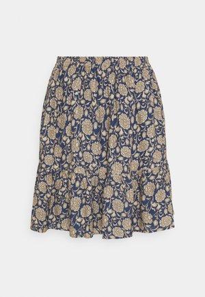 CHARLIE BOMBAY SKIRT - A-line skirt - blue