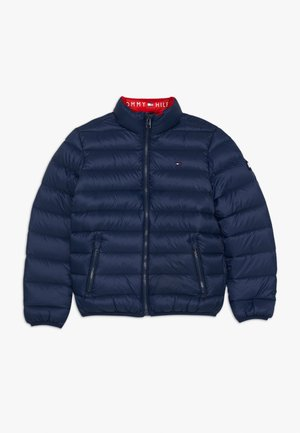 LIGHT JACKET - Daunenjacke - blue