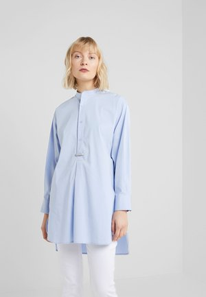 BELLE TUNIC SHIRT - Blůza - summer cloud