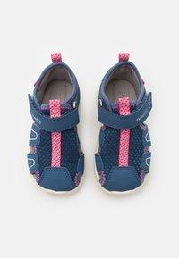 Superfit - WAVE - Sandales - blau/rosa - 3