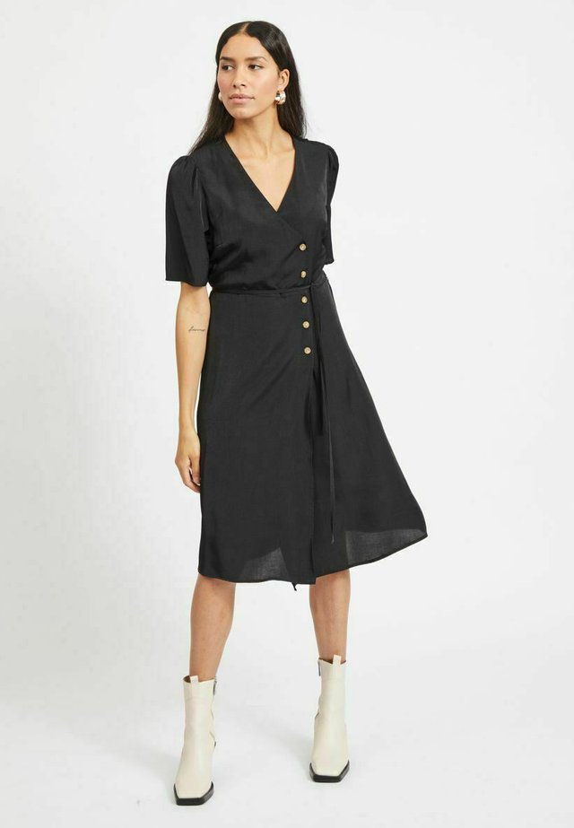 VIPALLI DRESS - Vestito estivo - black