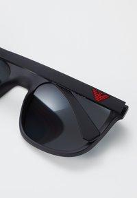 Emporio Armani - Sunglasses - black/light grey - 4