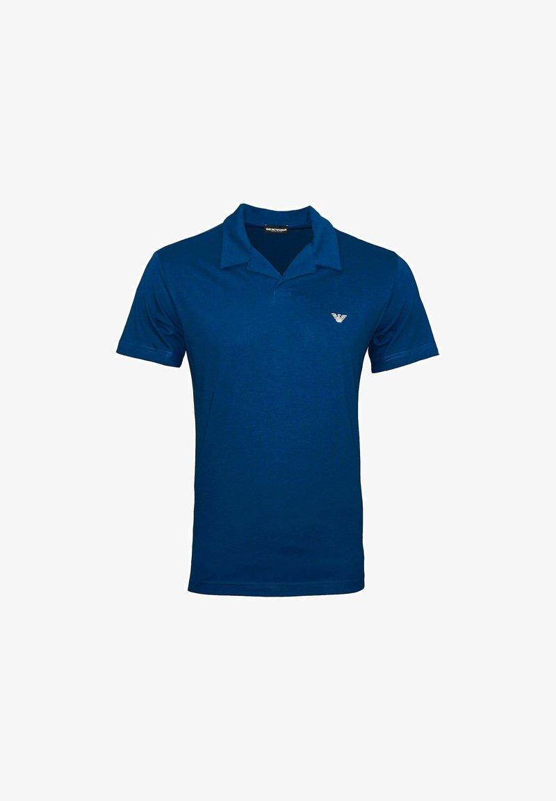 Emporio Armani - Polo shirt - blau