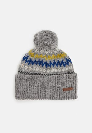 ELJAR BEANIE UNISEX - Čepice - heather grey
