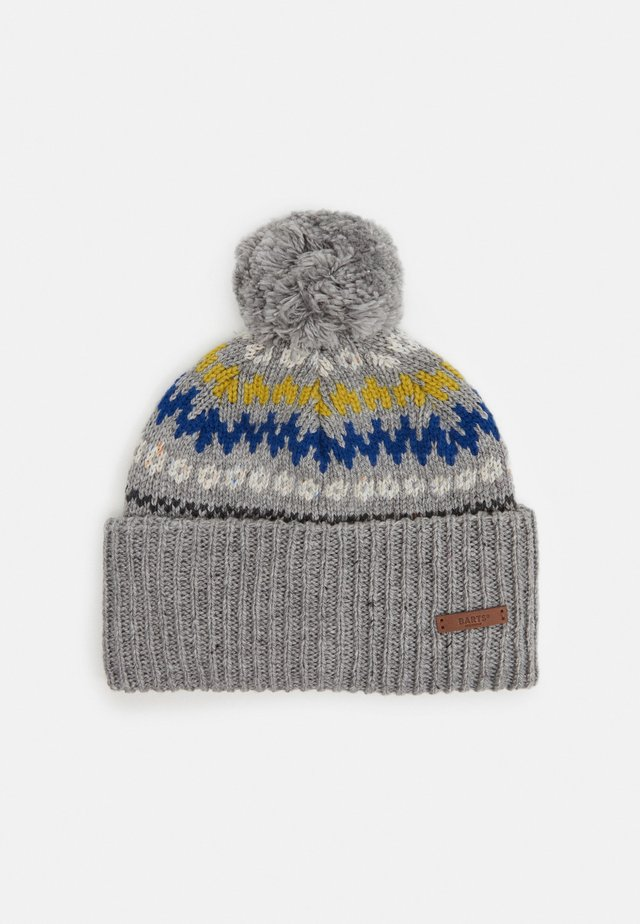 ELJAR BEANIE UNISEX - Muts - heather grey
