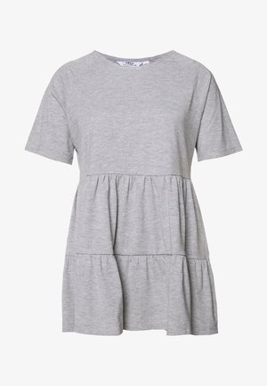 SMOCK - T-Shirt basic - grey marl