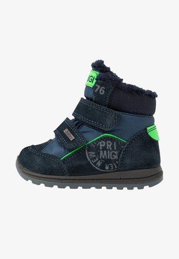 Winter boots - navy/avio