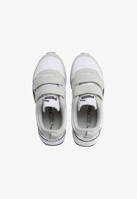 Puma - Trainers - white/gray violet/black - 1
