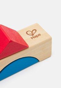 Hape - BUNTE BAUSTEINE UNISEX - Toy - multicolor - 5