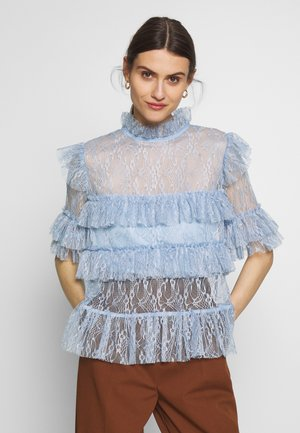 RACHEL BLOUSE - Camicetta - lavender blue