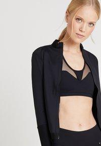 Daquïni - BROOKE - Training jacket - black - 3