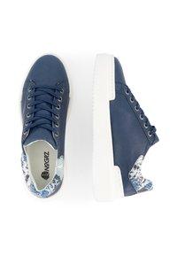 NoGRZ - J JAVARRA - Sneakers laag - blue - 4