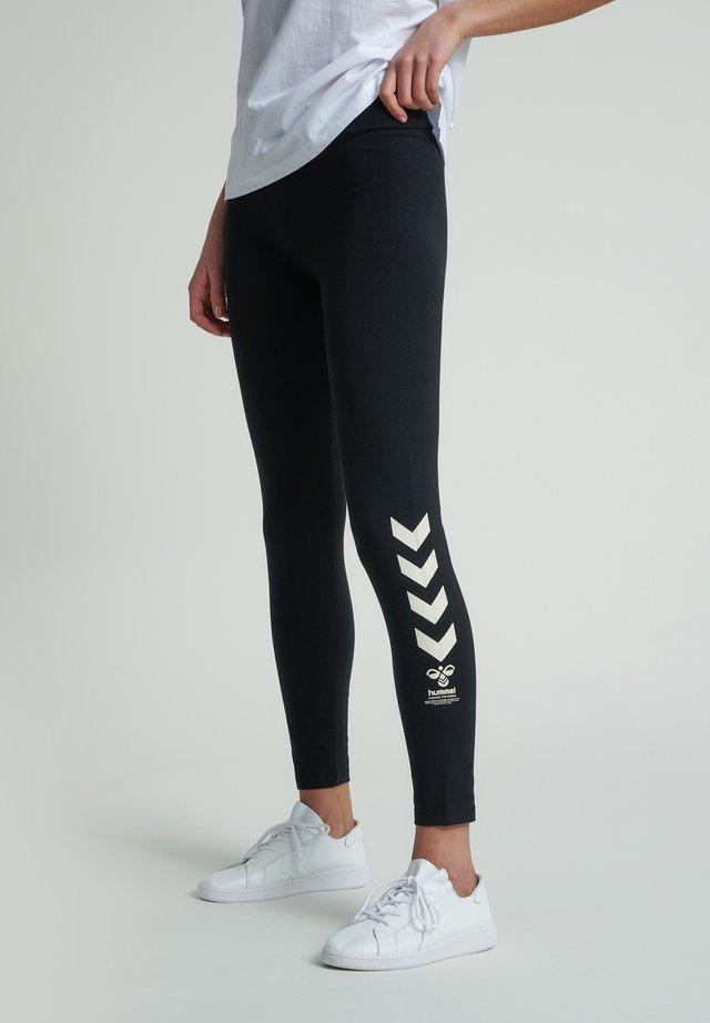 HMLSADIA - Leggings - black