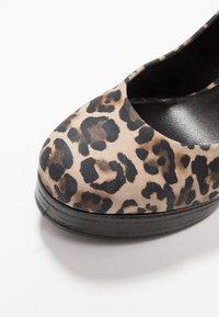 Kennel + Schmenger - AMINA - High heels - camel - 2