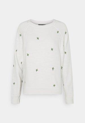 AUTH - Sweatshirt - white