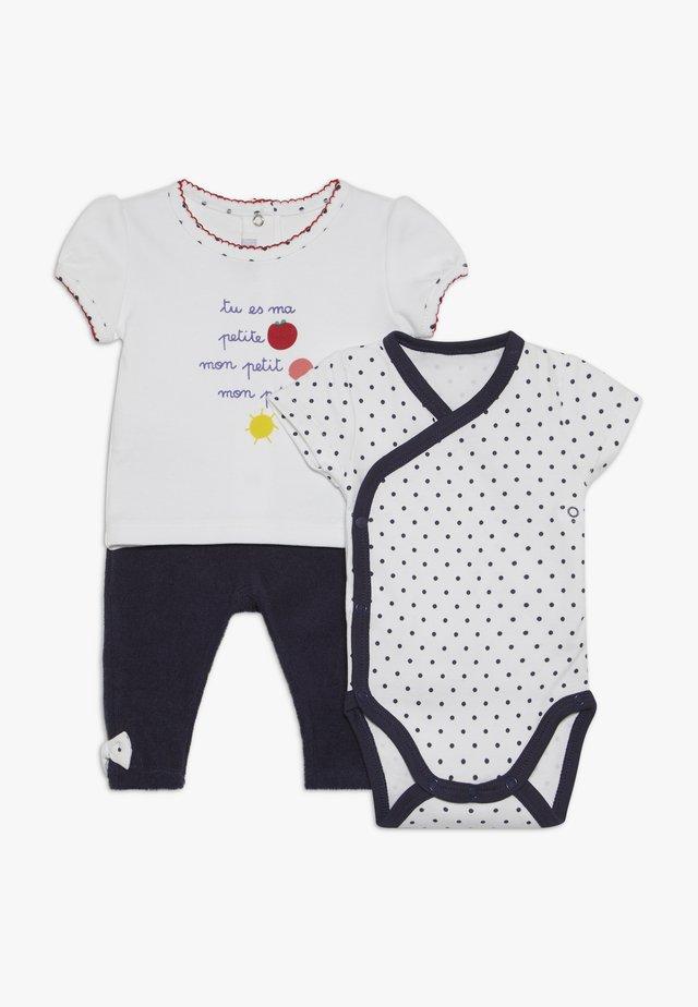 ENSEMBLE PIECES SET - Body / Bodystockings - blanc