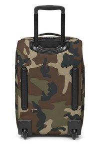 Eastpak - TRANVERZ S CORE COLORS REISEGEPÄCK  - Wheeled suitcase - camo - 2