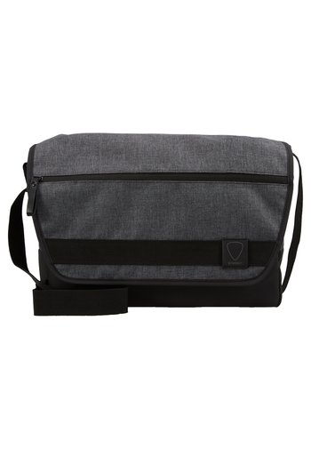 NORTHWOOD MESSENGER - Across body bag - dark grey