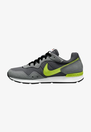 VENTURE  - Zapatillas - iron grey / electric green / particle green