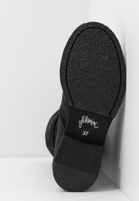 Felmini - COOPER - Cowboy/Biker boots - morat black - 6