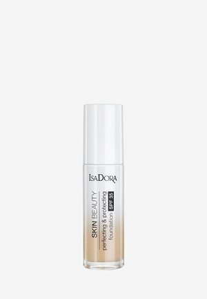 SKIN BEAUTY PERFECTING & PROTECTING FOUNDATION SPF 35 - Foundation - linen