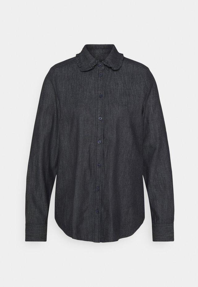 RUFFLE - Košile - indigo