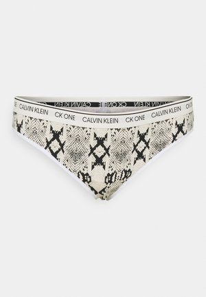 ONE PLUS THONG - Thong - oatmeal heather