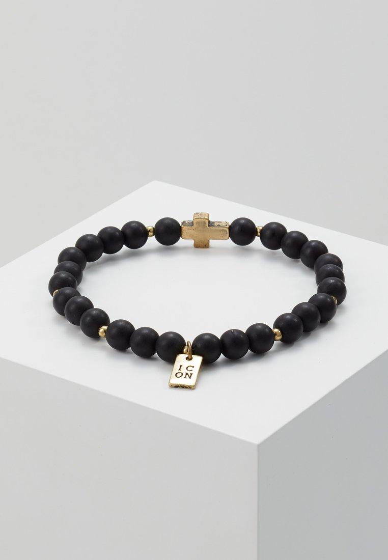 Icon Brand CROSS BREED BRACELET - Armbånd - gold-coloured/gull opRNoymisZF0dMu