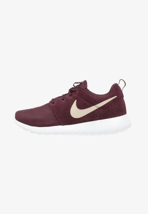 ROSHE ONE  - Sneakers - deep burgundy/sand dune/summit white
