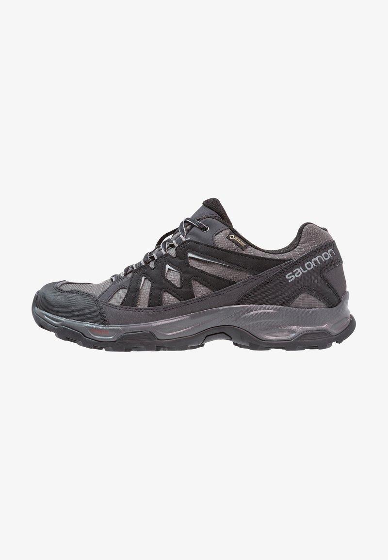 Salomon - EFFECT GTX - Hiking shoes - magnet/black/monument