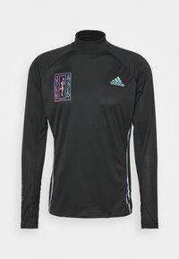 adidas Performance - REFLECTIVE - Sports shirt - black - 5