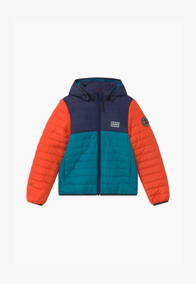 LEGO Wear - JOSHUA JACKET UNISEX - Zimní bunda - dark turquoise