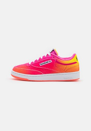 CLUB C 85 DANIEL MOON UNISEX - Sneakers basse - atomic pink/pantone