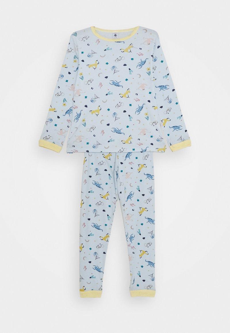 Petit Bateau - LIROULI - Pyjama set - fraicheur/multico