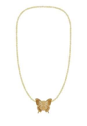 Necklace - wheat