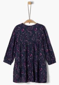 s.Oliver - Day dress - dark blue aop - 1