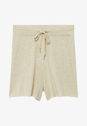 TOBIAS - Shorts - sand