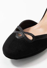Anna Field - Zapatos de plataforma - black - 2