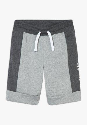 AIR  - Trainingsbroek - charcoal heathr/dark grey heather/white