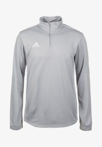 adidas Performance - CORE 18 TRAINING TOP - T-shirt de sport - grey - 0
