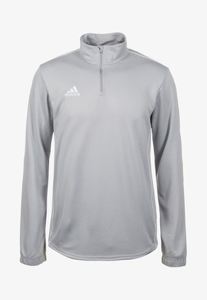 CORE 18 TRAINING TOP - Funkční triko - grey