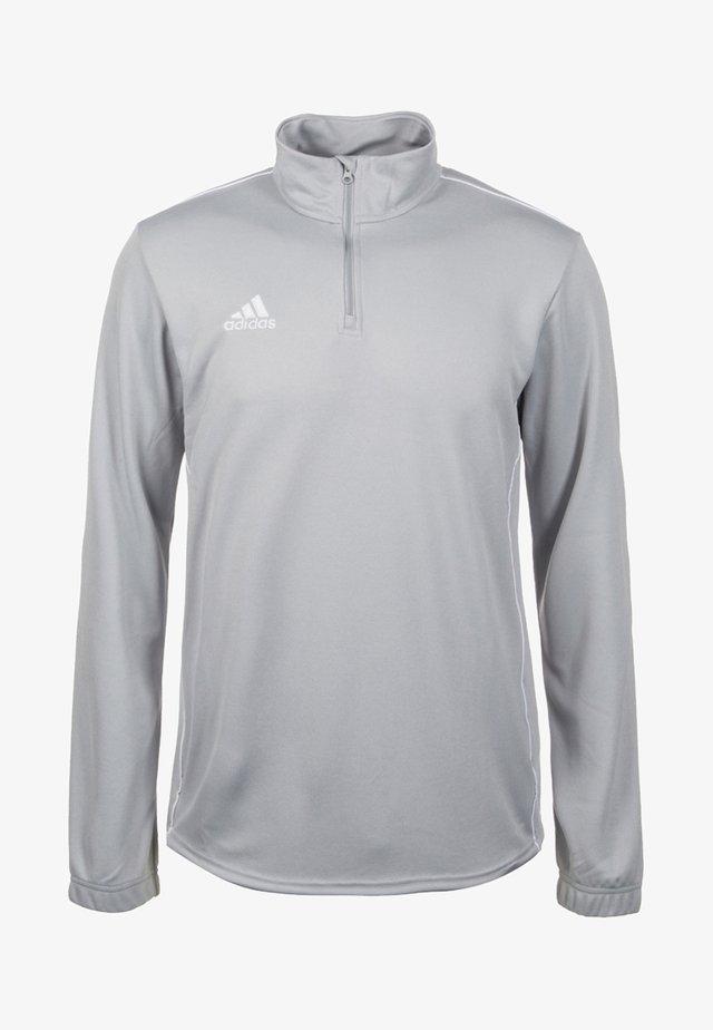 CORE 18 TRAINING TOP - Treningsskjorter - grey