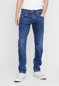 Pepe Jeans - TRACK - Slim fit jeans - gymdigo - 0