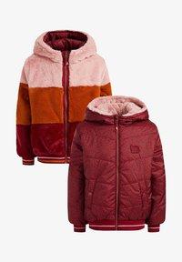 WE Fashion - Winterjas - pink - 4