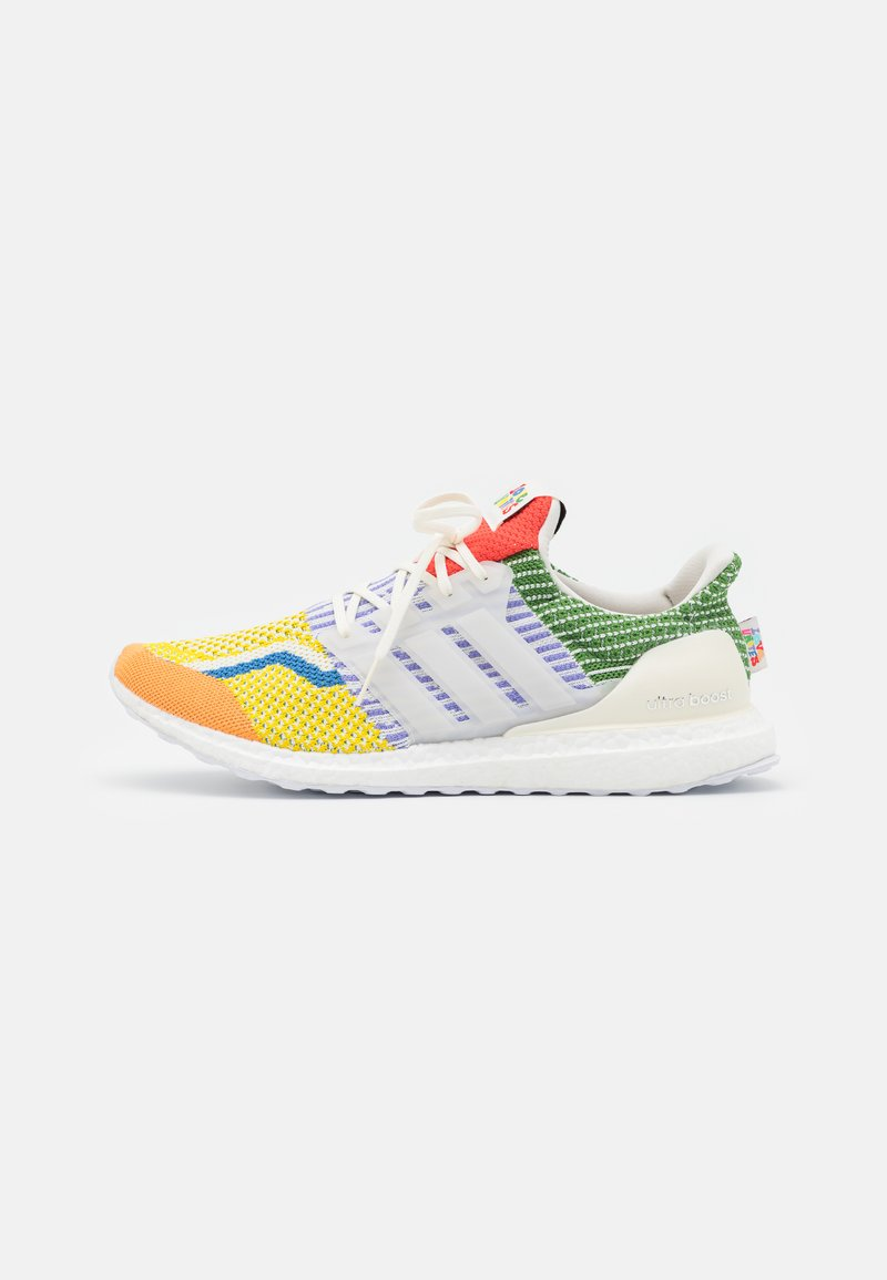 adidas Performance - ULTRABOOST 5.0 DNA PRIDE UNISEX - Trainers - offwhite/light purple
